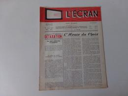 "Magazine "" L'écran "" N° 1277 Mai 1948 - Magazines"