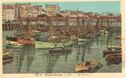 Blankenberge - CPA - Le Port - De Haven - Blankenberge