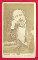 Photographie Ancienne - Portrait De L'Empereur Napoléon III - Identified Persons