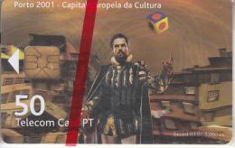 PORTUGAL - Porto 2001, European Capital Of Culture, Tirage 5000, 03/01, Mint - Portugal