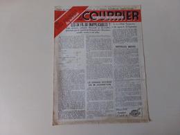 """Magazine """" Le Courrier Du Centre Du Cinéma """" N° 59 Septembre 1948 - Magazines"""