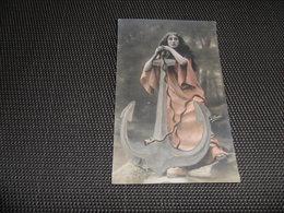 Femme ( 829 )  Vrouw  Moraal  Espérance  Hoop - Femmes