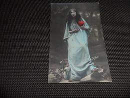 Femme ( 830 )  Vrouw  Moraal  Charité - Femmes