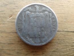 Espagne  10  Centimos  1945  Km 766 - [ 4] 1939-1947 : Gouv. Nationaliste