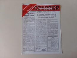 """Magazine """" Le Courrier Du Centre Du Cinéma """" N° 90 Mai 1949 - Magazines"""