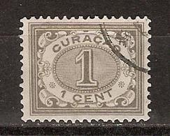 Nederlandse Antillen Curacao 29 Used ; Cijfer Cipher Cifra Cifre 1904 LOOK NOW FOR VERY FINE COLLECTION CURACAO - Curacao, Netherlands Antilles, Aruba