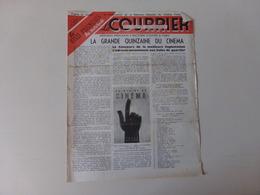 """Magazine """" Le Courrier Du Centre Du Cinéma """" N° 111 Septembre 1949 - Magazines"""