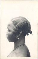 Cpa Afrique, Côte D'Ivoire – A.O.F. – Femme Baoulé - Côte-d'Ivoire