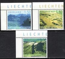 FL+ Liechtenstein 2005 Mi 1397-99 Mnh Liechtenstein Von Oben - Liechtenstein