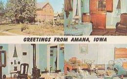 USA        341        ( 4 Views ) Greetings From Amana - Etats-Unis