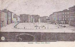 Italie        628        LIVORNO.Piazza Carlo Alberto - Livorno