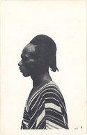 Cpa Afrique, Côte D'Ivoire – A.O.F. Homme Guerret - Côte-d'Ivoire