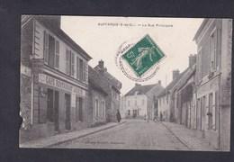Vente Immediate Auffargis (78) Rue Principale ( Cafe Restaurant Lebrun Ed. Librairie Nouvelle ) - Auffargis