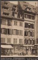 CARTE POSTALE DE STRASBOURG - Strasbourg