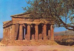 Italie        H1673        Agrigento.Tempio Della Concordia - Agrigento