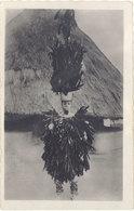 Cpa Afrique, Guinée – A.O.F. Danseur Thomas - Ethiopie