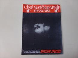 """Magazine """" La Cinématographie Française """" N° 1139 Janvier 1946 """" Mission Spéciale """" - Magazines"""