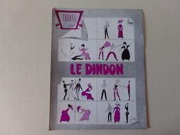 """Publicitaire """" Le Dindon """" Avec Robert Hirsch - Cinema Advertisement"""