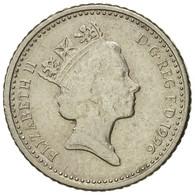 Monnaie, Grande-Bretagne, Elizabeth II, 5 Pence, 1996, TTB+, Copper-nickel - 1971-… : Monnaies Décimales