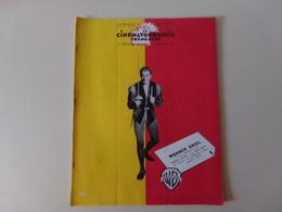 """Magazine """" La Cinématographie Française """" N° 1343 Décembre 1949 """" Errol Flynn Dans Don Juan """" - Magazines"""