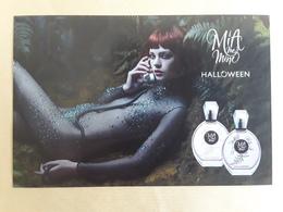 "Mia Mi Mine ""Halloween"" - Perfume Cards"