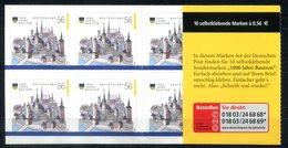 6985 - BUND - Markenheft 48a Mit Plattenfehler 2245 I (Feld 2) -- Mnh Booklet With Plate Flaw - [7] République Fédérale