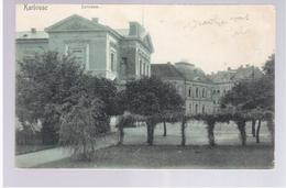 CROATIA Karlovac Zorindom 1906 OLD POSTCARD 2 Scans - Kroatië