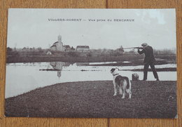 39 Villers Robert - Vue Prise Du Deschaux Et Chasseur - France