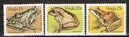 VENDA / Neufs **/MNH **/ 1982 - Grenouilles Du Venda - Venda