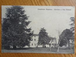 CASTELNOVO VICENTINO : GIARDINO E VILLA ROSSATI - Vicenza