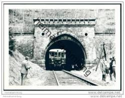 Bischoffsroder Tunnel 1969 - Foto 7,5cm X 10,5cm - Treni
