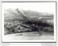 Oberrieden - Hessen - Bahnhof 1969 - Foto 7,5cm X 10,5cm - Eisenbahnen