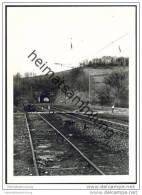 Schützebergtunnel Bei Oberrieden 1969 - Hessen - Foto 7,5cm X 10,5cm - Eisenbahnen