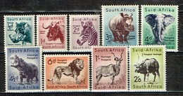 AFRIQUE DU SUD / Neufs **/MNH **/ 1954 - Faunes Sud-Africaine - South Africa (...-1961)