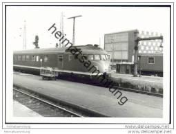 VT08 In Hannover 1969 - Foto 7,5cm X 10,5cm - Treni