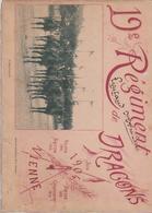 19ème REGIMENT DE DRAGONS JUIN 1904 - Livres, BD, Revues