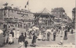 CARTE POSTALE DE LORIENT - Lorient
