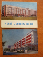 KAZAKHSTAN. Semipalatinsk  / Semey . 15 PCs Lot  1975 - Kazakhstan