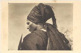 Cpa Tchad – Type De Cavalier Bororo - Tchad