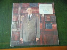 33 T Vinyle Allocution Prononcée Au Palais De L'élysée Par Le Général De Gaulle Le 29 Janvier 1960 - Vinyl Records