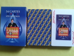 4 Jeux De 52 Cartes Au Choix Sur 16 Jeux Proposés - 54 Cards