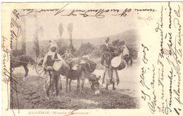 Algérie Négros Musiciens - Algeria
