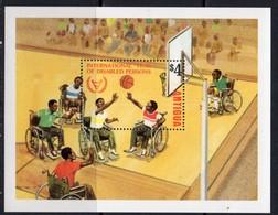Antigua & Barbuda 1981 International Year Of Disabled MS, MNH, SG 732 - Antigua And Barbuda (1981-...)