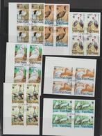 .VIETNAM  1991  IMPERF /NON DENT  OISEAU / BIRD  WWF  Used  Complete Set  Réf  91 - W.W.F.
