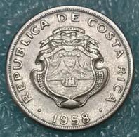 Costa Rica 10 Céntimos, 1958 ↓price↓ - Costa Rica