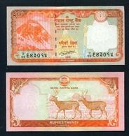 NEPAL - 2016 20 Rupees UNC Banknote - Nepal