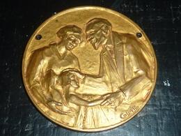 MEDAILLE Gravé Par Aristide Colotte 1885/1959 Prix Benit Décerné Par Le Départemt DE MEURTHE ET MOSELLE EN 1930... (XX) - Firma's