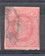 SPAGNA SPAIN 1864 4 Q. Usato - 1850-68 Kingdom: Isabella II