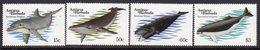 Antigua & Barbuda 1983 Whales Set Of 4, MNH, SG 788/91 - Antigua And Barbuda (1981-...)