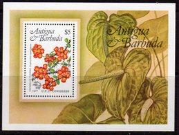 Antigua & Barbuda 1984 UPU Congress MS, MNH, SG 839 - Antigua And Barbuda (1981-...)
